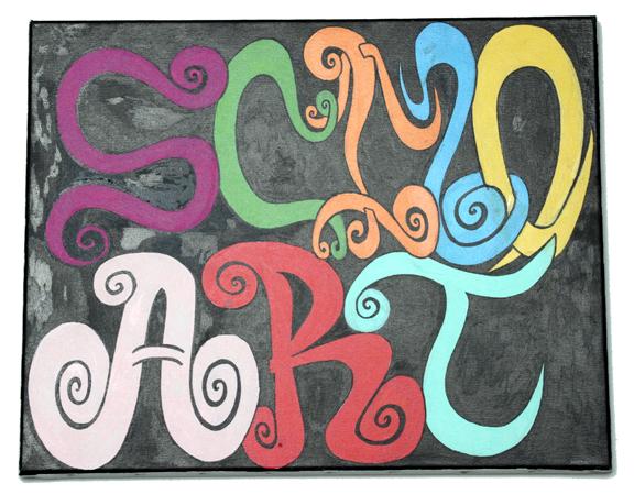 scizo art canvas web