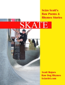 Skate Cover_Kindle Cover