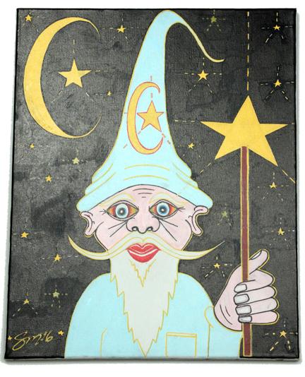 Wizard canvas web
