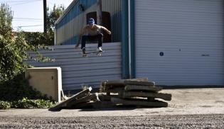 Brent Kick Flip
